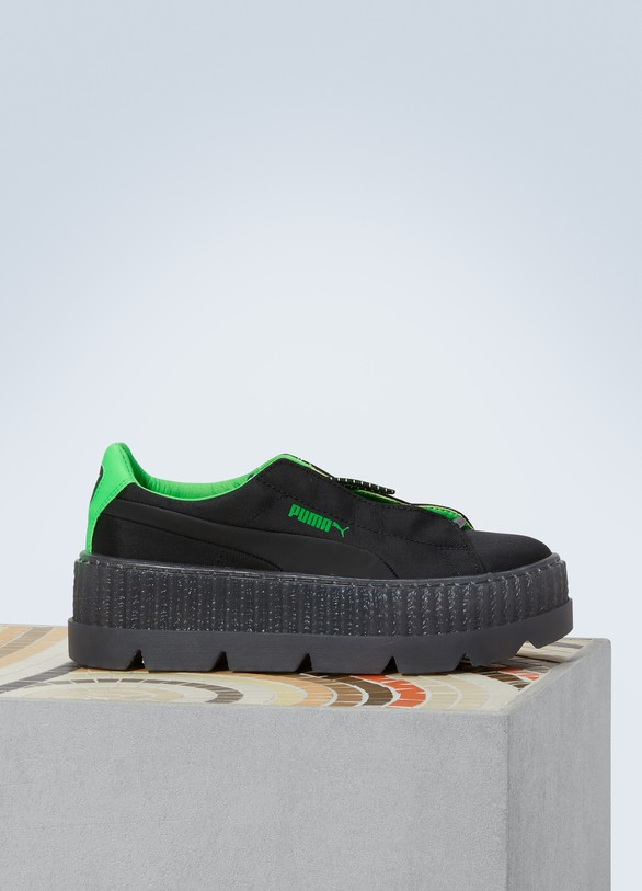 ab01e714cb41 Fenty Puma by Rihanna Cleated creepers