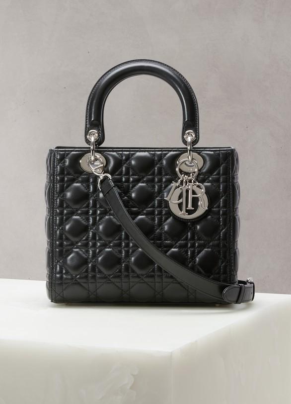 dcd33c164f1c Dior. Dior Lady Dior handbag