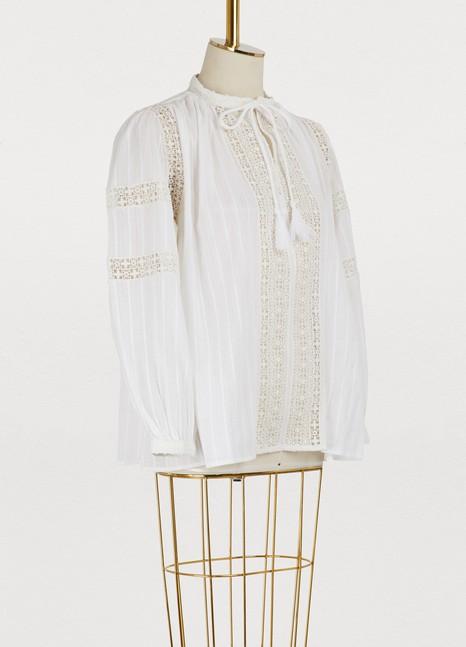 Vanessa BrunoJoulietta blouse
