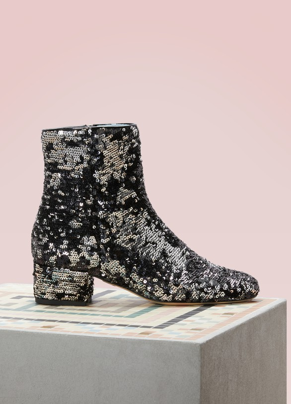 Chiara Ferragni Bottines sequins