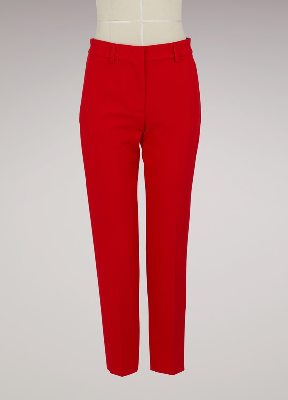 MSGM Cropped pants