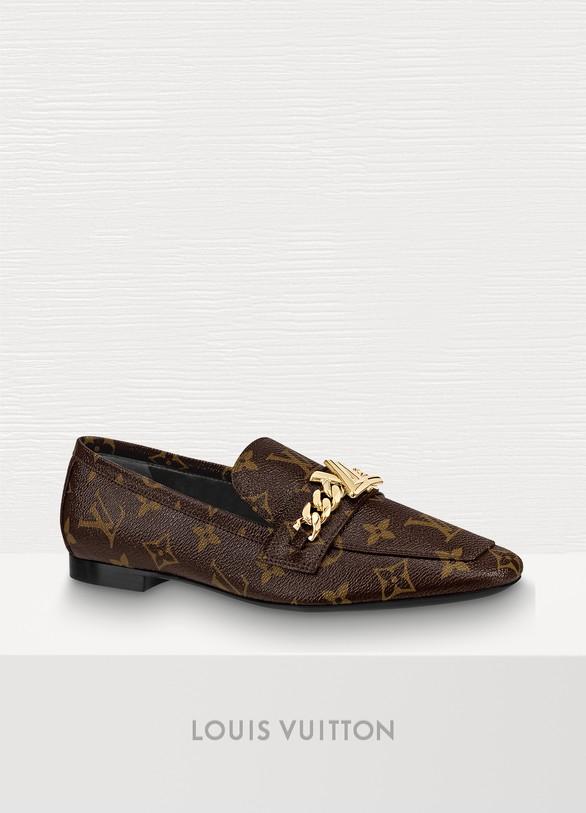 3ece171f71a Louis Vuitton Upper Case Loafer