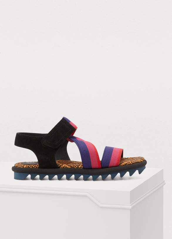 b56f830d133008 Dries Van Noten Athletic sandals