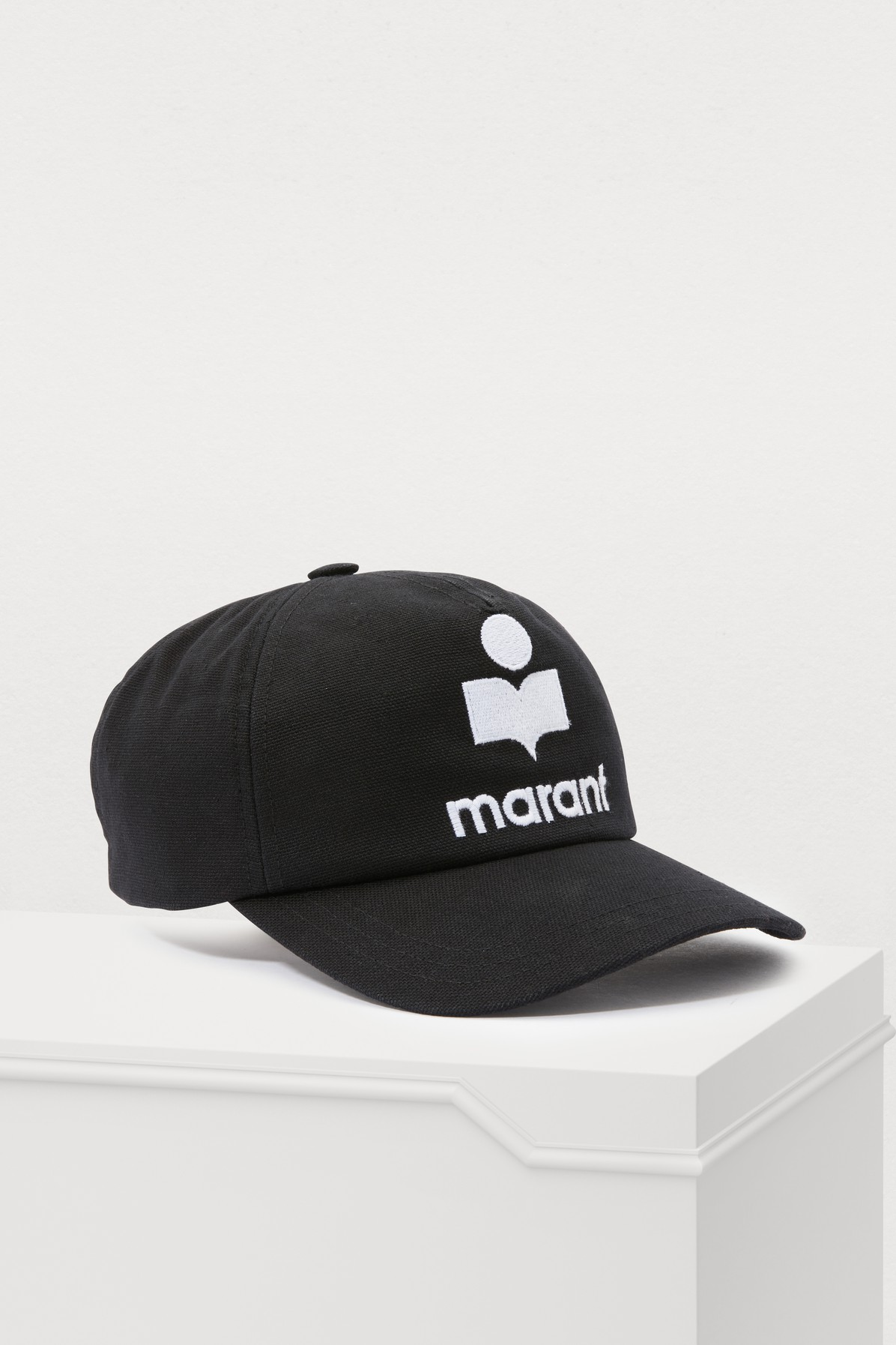 6e0178286 Tyron Cap in Black