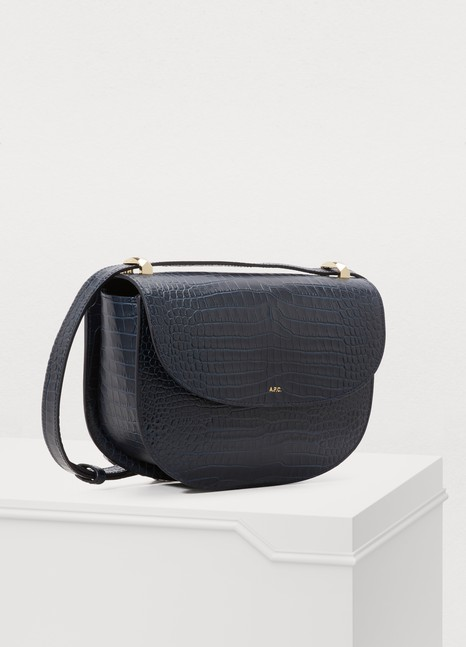A.P.C.Geneva leather crossbody bag