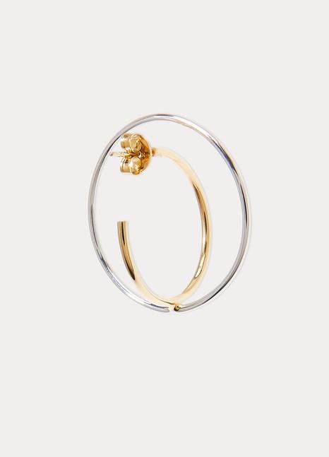 Charlotte ChesnaisSaturn medium earrings