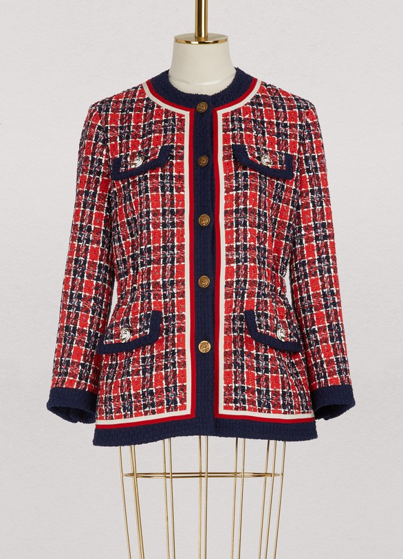 GucciTweed jacket
