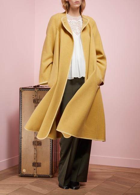 ChloéLong Wool Coat