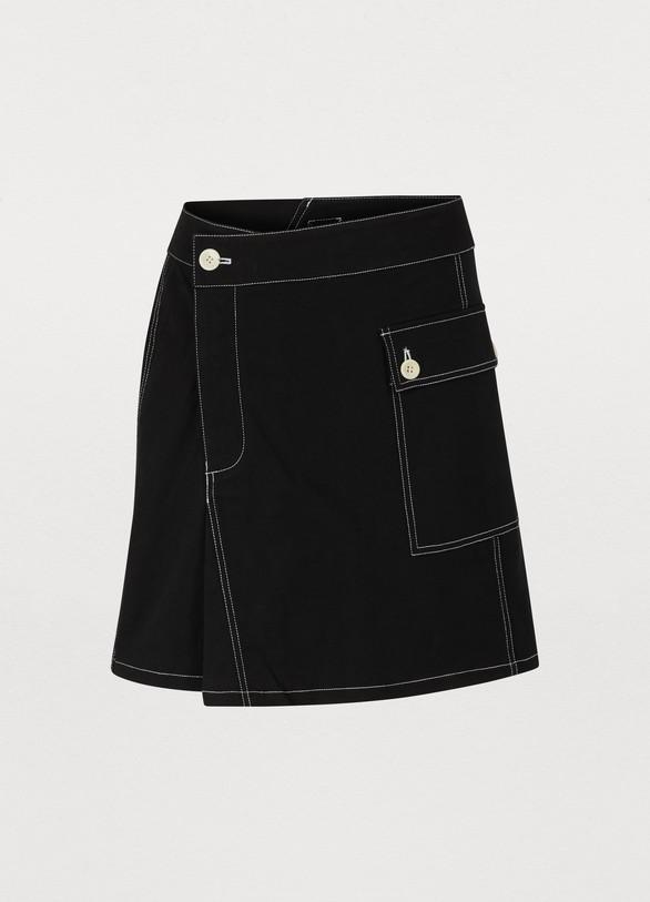 PROENZA SCHOULERHeavy cotton skirt