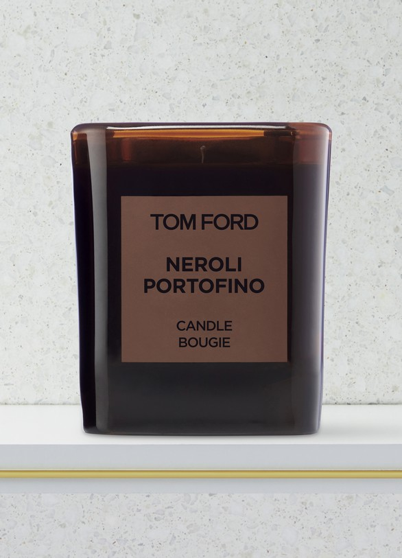 Tom Ford Tom Ford Neroli Portfolio candle with cover