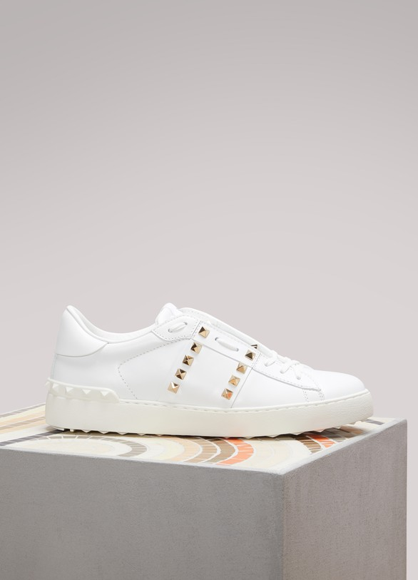 Valentino Sneakers Rockstud Untitled