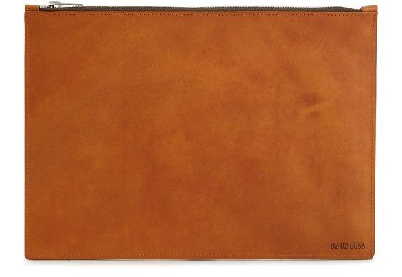 LE FEUILLETLeather tablet case