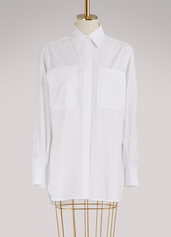 CélineCotton poplin shirt
