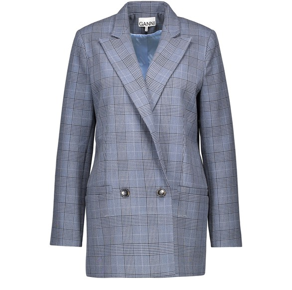 Suit Jacket by Ganni