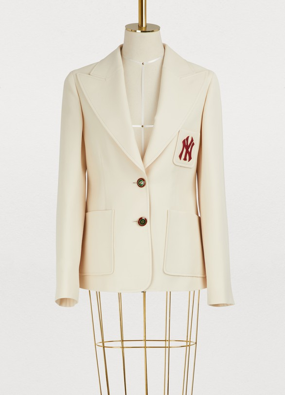 GucciNY wool blend jacket