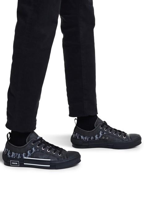 DIORDior Oblique Technical Canvas B23 Sneaker