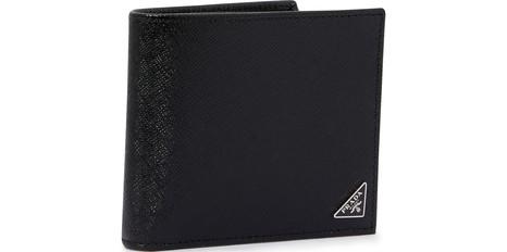 PRADALeather wallet