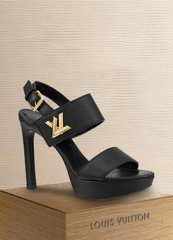 04de9c08e5606 Louis Vuitton Horizon Platform Sandal