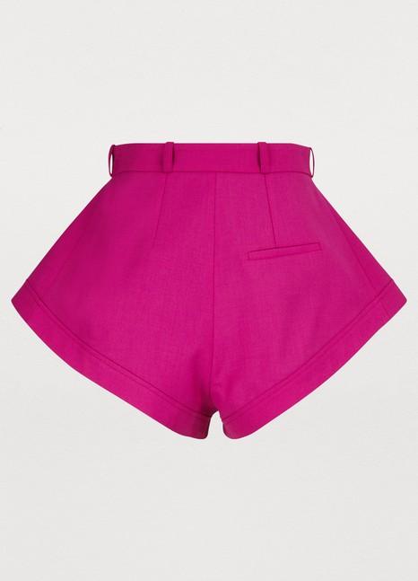 JacquemusRosa shorts