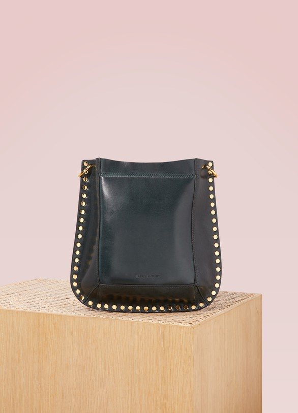 Isabel Marant Leather Oskan crossbody