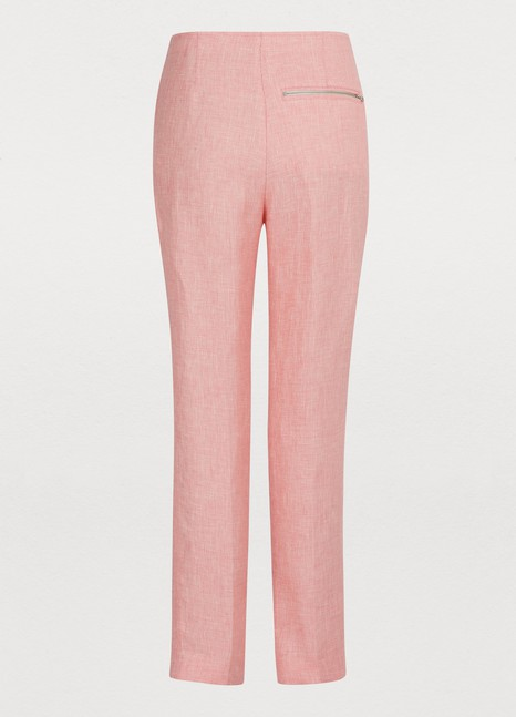 COURREGESLinen pants