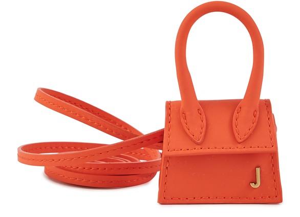 JACQUEMUSChiquiti leather bag