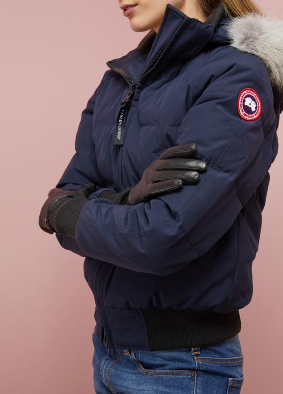 canada goose black label paris