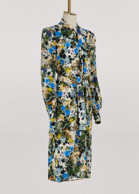 ErdemAmelia long sleeves dress