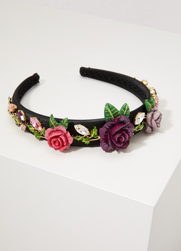 Dolce & GabbanaBandeau Roses