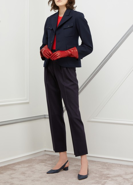 Dolce & GabbanaLong gloves