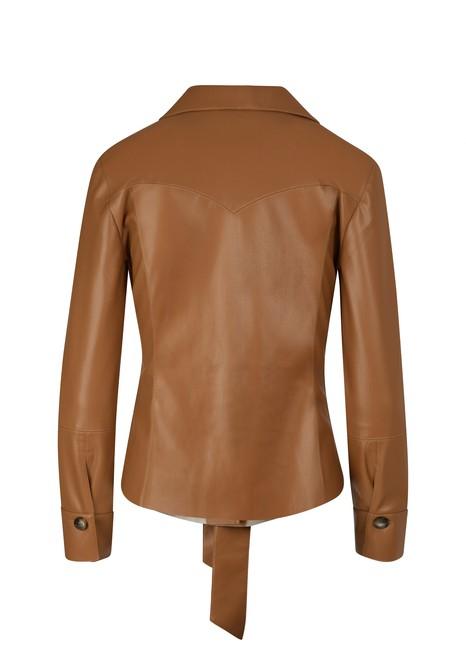 NANUSHKAPoppy vegan leather jacket