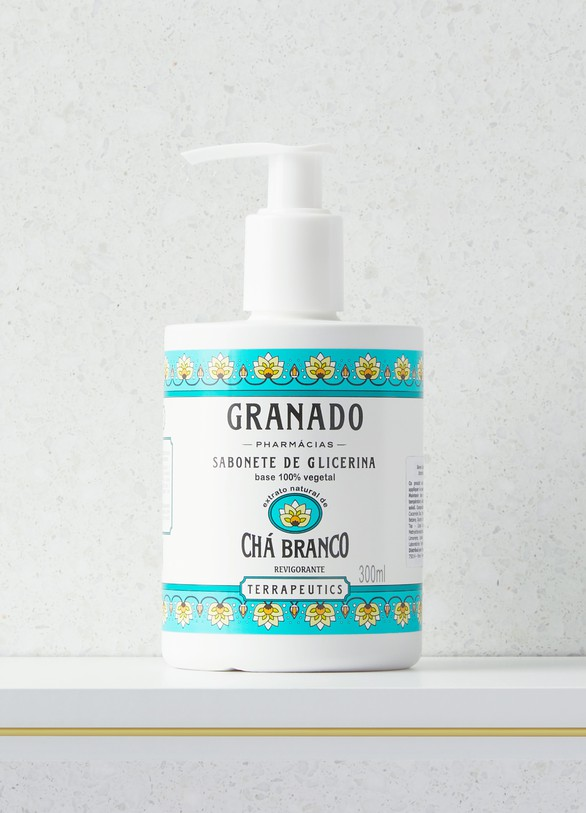 Granado Chá Branco Liquid Soap 300 ml