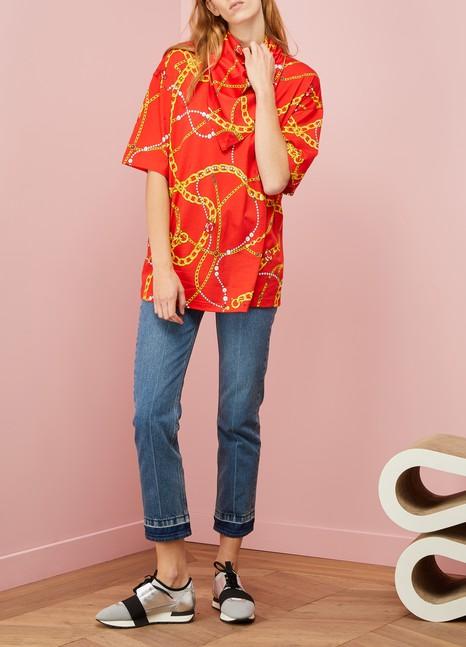 BalenciagaT-shirt oversized Bijoux