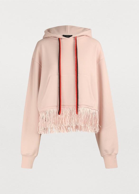 AlanuiEmbroidered sweatshirt