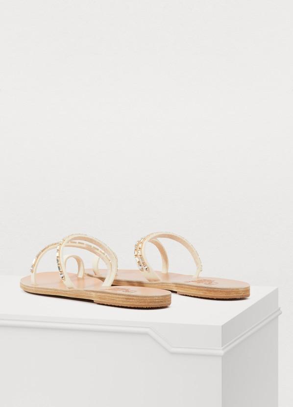 33325644a ... Ancient Greek Sandals Apli Katia Diamonds sandals ...