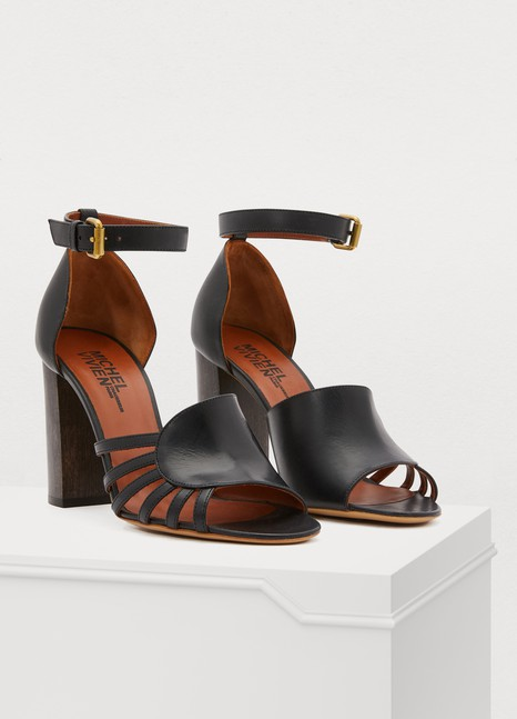MICHEL VIVIENAveen sandals