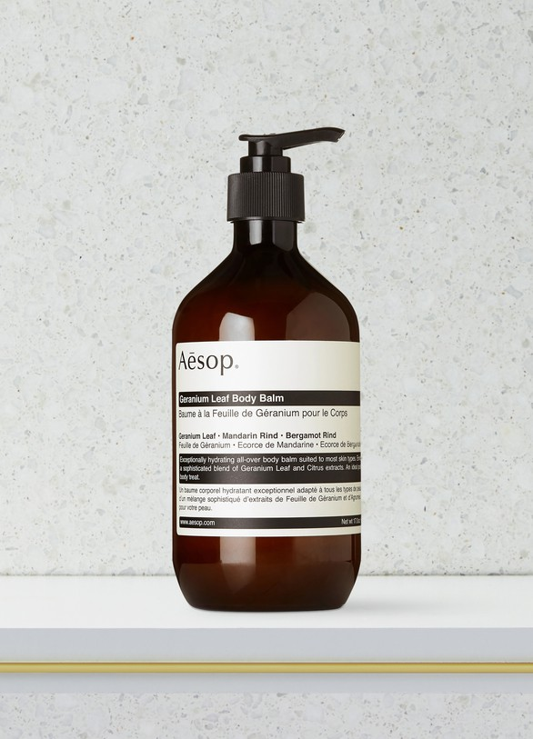 AesopGeranium Leaf Body Cleanser