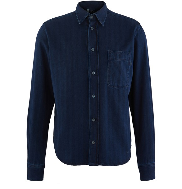 BLEU DE PANAME Cotton shirt