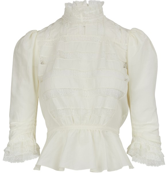 "MARC JACOBS Blouse ""The Victorian"""