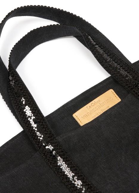 Und Leinen Pailletten Tasche Aus MoyenEmma 2H9eDIbEWY