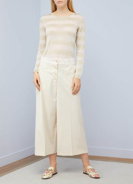 Proenza SchoulerJupe-culotte en laine