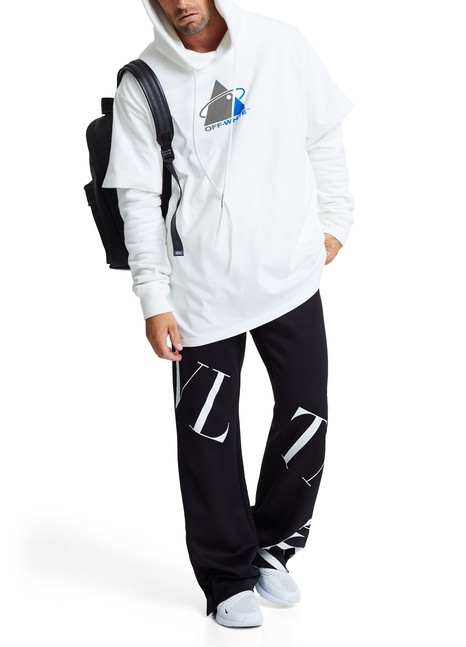 OFF-WHITE Triangle Planet hoodie