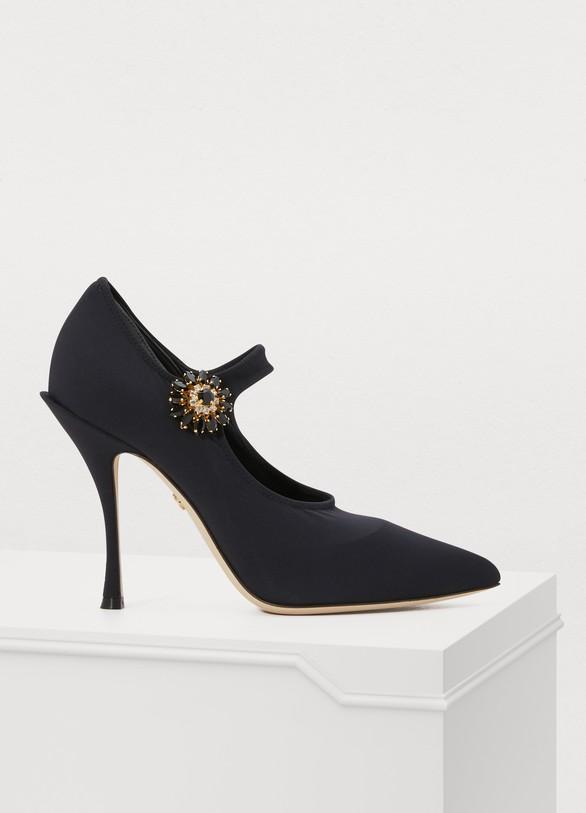 Dolce & GabbanaStretch pumps