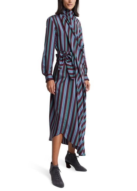 MAISON RABIH KAYROUZ Long dress with long sleeves