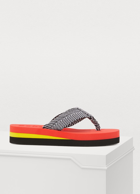 Proenza SchoulerChevron sandals