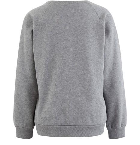 CELINEClassic duffle sweatshirt, printed Celine College