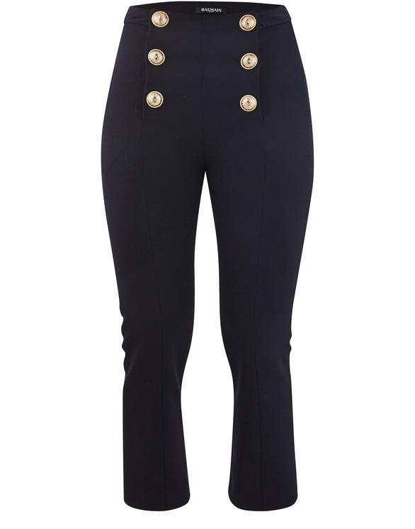 BALMAINWoollen trousers