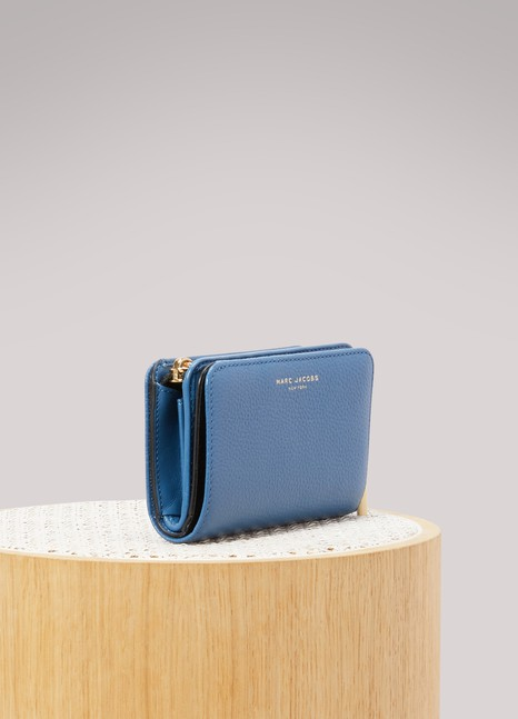 MARC JACOBSPortefeuille Gotham compact