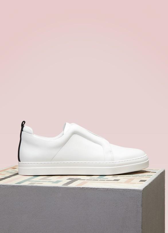Pierre HardySneakers en cuir Slider