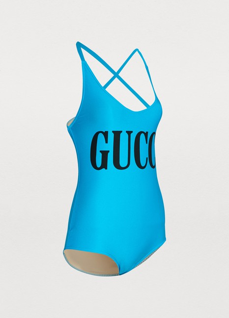 45d19804d3 Women s Logo swimsuit